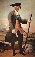 Charles III, 1788, goya