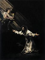 Christ on the Mount of Olives, 1819, goya