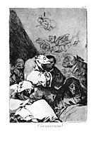 Correction, 1799, goya