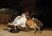 Dead Birds, 1812, goya