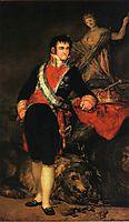 Fernando VII, 1814, goya