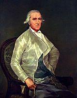 Francisco Bayeu, 1795, goya