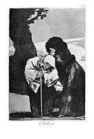 Hush, 1799, goya