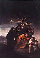 Incantation, goya