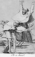 It is Time, 1799, goya