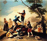 The Kite, 1778, goya