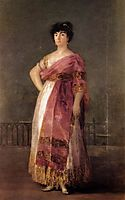 La Tirana, 1799, goya
