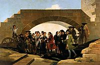 Marriage, 1791-92, goya