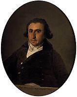 Martín Zapater, 1797, goya