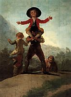Play Giants, 1791-92, goya