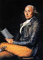 Sebastián Martínez, 1792, goya