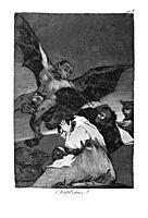 Squealers?, 1799, goya