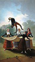 The Straw Manikin, 1792, goya