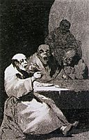 They are hot, 1798, goya