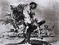 This is worse, 1815, goya