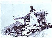 What value?, 1814, goya