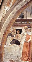 Conversion of the Heretic, 1465, gozzoli