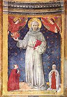 St. Anthony of Padua, gozzoli