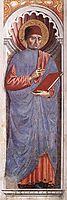 St. Bartolus, 1465, gozzoli