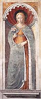 St. Fina, 1465, gozzoli