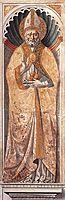 St. Nicholas of Bari, 1465, gozzoli