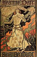 Jeanne d-Arc/Sarah Bernhardt, grasset