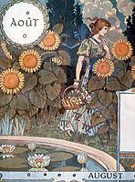 La Belle Jardiniere – August, 1896, grasset