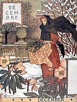 La Belle Jardiniere – December, 1896, grasset