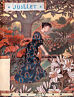 La Belle Jardiniere – July, 1896, grasset
