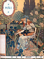 La Belle Jardiniere – May, 1896, grasset