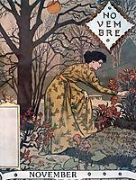 La Belle Jardiniere – November, 1896, grasset