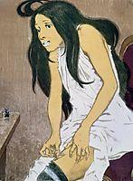 La Morphiniste , 1897, grasset