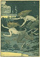 Les petites faunesses , 1897, grasset