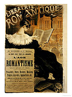 Librairie Romantique, grasset