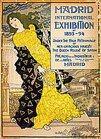 Madrid International Exposition, grasset