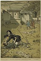 Un duel judiciaire au vie siècle, 1885, grasset