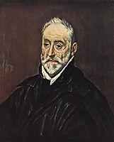 Antonio de Covarrubias, 1594, greco