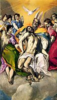 Ascension of Jesus, greco