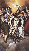 The Holy Trinity, 1577, greco