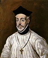 Portrait of Diego de Covarrubias, c.1602, greco