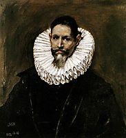 Portrait of Jeronimo de Cevallos, 1613, greco