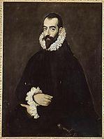 Portrait of Juan Alfonso de Pimentel y Herrera, greco