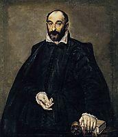 Portrait of a man (Andrea Palladio), 1575, greco