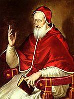 Portrait of Pope Pius V, c.1605, greco