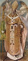 St. Idelfonso, c.1613, greco