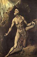St. Jerome, c.1610, greco