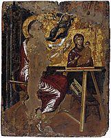 St. Luke painting the Virgin, 1568, greco