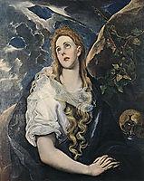 St. Mary Magdalene, c.1580, greco