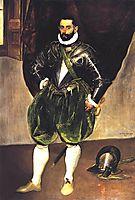 Vincenzo Anastagi, c.1575, greco