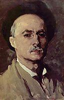 Self Portrait, grigorescu
